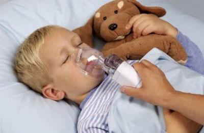 ребенок болен пневмонией