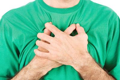 Боли в области легких