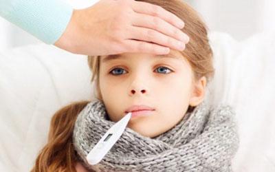 Температура при простуде