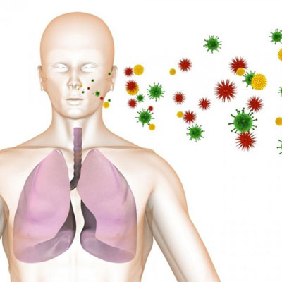 Инфекция в дыхательных путях