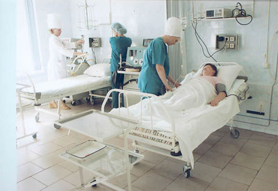 Нозокомиальная пневмония: причины, диагностика, лечение