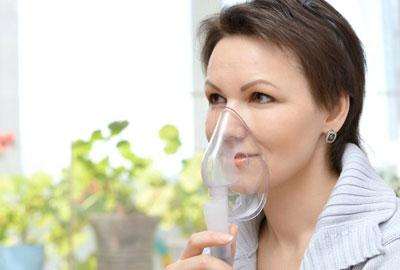 Ингаляция при гипостатической пневмонии