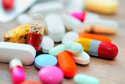 Лекарства в таблетках и капсулах