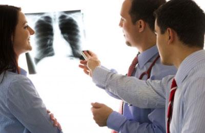 Просмотр рентгенограммы