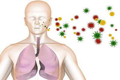 Вирусное заболевание легких