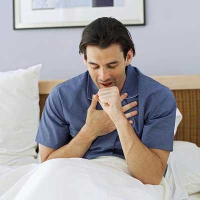 болезненность при кашле