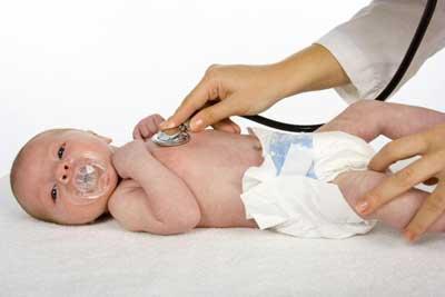 госпитализация грудничка