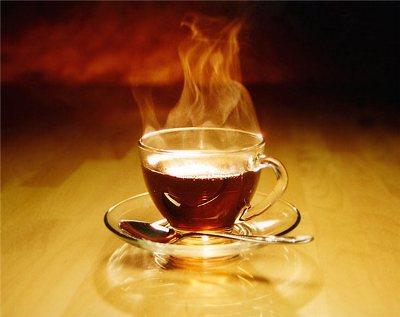 Теплый чай
