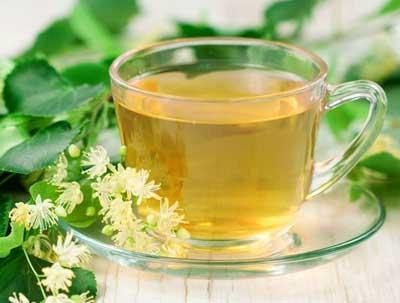 Чай с липой