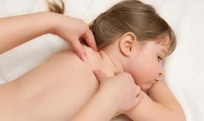 массаж ребенку при бронхите