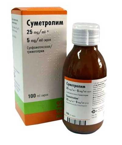 сироп Суметролим
