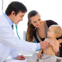 Что представляет пневмония без температуры у ребенка?